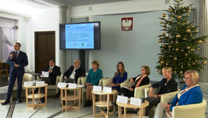 IV Ogólnopolska Konferencja Uniwersytetów Trzeciego Wieku fot. ŚWIECZAK