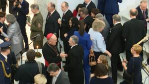 Spotkanie opłatkowe w Sejmie fot. ŚWIECZAK