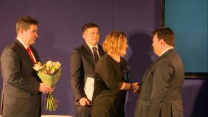 III edycja konkursu Pracodawca Jutra 2015 fot. ŚWIECZAK
