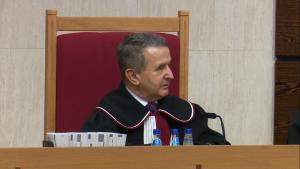 Leon Kieres Sędzia Trybunału Konstytucyjnego Trybunał Konstytucyjny wydał wyrok, dotyczący wyboru sędziów Trybunału Konstytucyjnego fot. ŚWIECZAK