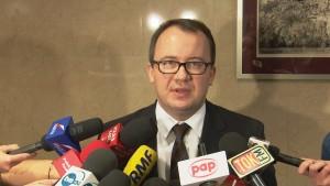 Adam Bodnar Trybunał Konstytucyjny wydał wyrok, dotyczący wyboru sędziów Trybunału Konstytucyjnego fot. ŚWIECZAK