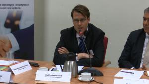 Steffen Warmbold Business Advisory Board EKG Praktyczne aspekty partnerstwa publiczno-prywatnego (PPP) fot. ŚWIECZAK