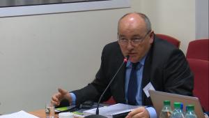 Andrzej Kalata, Starosta Żywiecki Praktyczne aspekty partnerstwa publiczno-prywatnego (PPP) fot. ŚWIECZAK