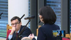 Kamila Gasiuk-Pihowicz Trybunał Konstytucyjny ogłosił wyrok w sprawie nowelizacji ustawy o TK autorstwa PIS fot. ŚWIECZAK