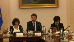 Debata nt. rozwoju innowacyjności w Polsce fot. ŚWIECZAK