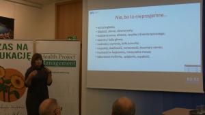 Dr n. med. Elektra Szymańska-Garbacz Hipoglikemia 2015 fot. ŚWIECZAK