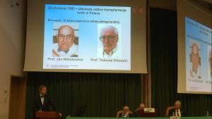 XII Sympozjum Polskiego Towarzystwa Transplantacyjnego fot. ŚWIECZAK