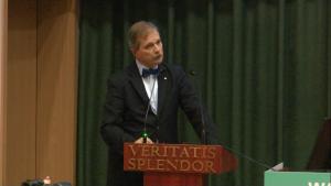 Prof. dr hab. med. Sławomir Nazarewski XII Sympozjum Polskiego Towarzystwa Transplantacyjnego fot. ŚWIECZAK