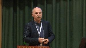 Prof. dr hab. med. Piotr Kaliciński XII Sympozjum Polskiego Towarzystwa Transplantacyjnego fot. ŚWIECZAK