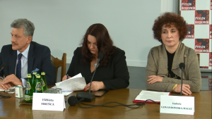 Konferencja w sejmie pt. Konstytucja - Wymiar Sprawiedliwości i Obywatele fot. ŚWIECZAK