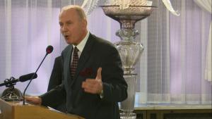 Ryszard Opara Konferencja w sejmie pt. Konstytucja - Wymiar Sprawiedliwości i Obywatele fot. ŚWIECZAK