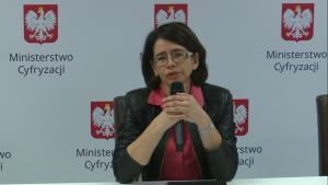 Szerokopasmowa Polska 2020-konferencja prasowa fot. ŚWIECZAK