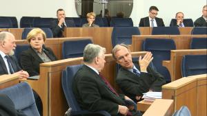 Senat przyjął ustawę o prokuraturze fot. ŚWIECZAK