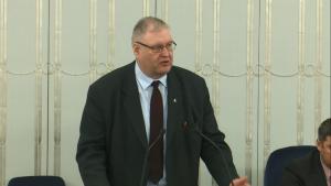 Bogdan Święczkowski, podsekretarz stanu w Ministerstwie Sprawiedliwości Senat przyjął ustawę o prokuraturze fot. ŚWIECZAK