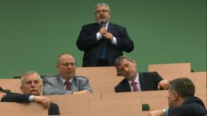 """Konferencja """"Granice niezawisłości sędziów i niezależności sądów?"""" fot. ŚWIECZAK"""