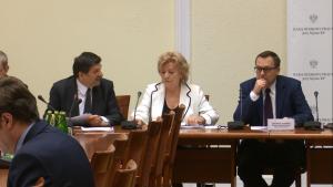 Rada Ochrony Pracy o zatrudnieniu na umowach cywilnoprawnych fot. ŚWIECZAK