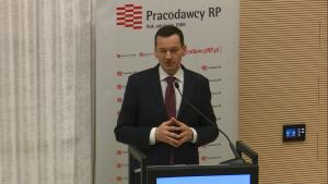 Mateusz Morawiecki – Wicepremier, Minister Rozwoju III Polski Kongres Gospodarczy – Stop biurokratyzmowi! fot. ŚWIECZAK