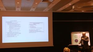 """prof. A. Bogucki Konferencja """"Programy lekowe w neurologii"""" fot. ŚWIECZAK"""