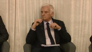 Jerzy Buzek – Parlament Europejski III Polski Kongres Gospodarczy – Stop biurokratyzmowi! fot. ŚWIECZAK