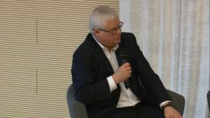 prof. J. Hausner, przewodniczący Rady programowej PKG III Polski Kongres Gospodarczy – Stop biurokratyzmowi! fot. ŚWIECZAK