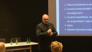 """Konferencja """"Programy lekowe w neurologii"""" fot. ŚWIECZAK"""