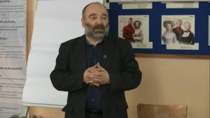 Jerzy Śliwa Prezes Stowarzyszenia Zawodowych Mediatorów MEDIACJE 2016 - Nowe przepisy fot. ŚWIECZAK