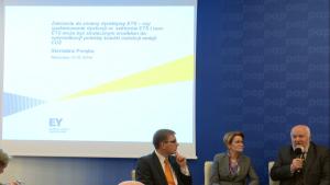"""Założenia do zmiany dyrektywy ETS – czy """"spakietowanie"""" dyskusji nt. sektorów ETS i non-ETS fot. ŚWIECZAK"""