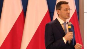Mateusz Morawiecki, Wicepremier, Minister Rozwoju Rząd przyjął Plan na rzecz Odpowiedzialnego Rozwoju fot. ŚWIECZAK