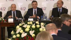 Debata w ramach Narodowej Rady Rozwoju dot. polityki historycznej fot. ŚWIECZAK