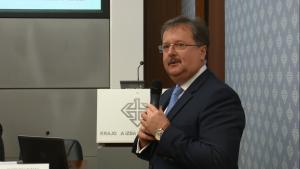 Jacek Czech Perspektywy rozwoju Polski Cyfrowej na lata 2016–2020 fot. ŚWIECZAK