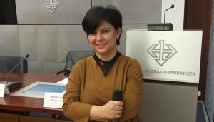 Bożena Lublińska-Kasprzak, prezes PARP Perspektywy rozwoju Polski Cyfrowej na lata 2016–2020 fot. ŚWIECZAK