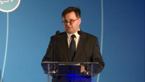 """Konferencja """"Rzeczpospolita Cyfrowa – Sprawne państwo i nowoczesna gospodarka"""" fot. ŚWIECZAK"""
