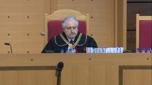 Prezes TK Andrzej Rzepliński Nowelizacja ustawy o Trybunale Konstytucyjnym (K 47/15) fot. ŚWIECZAK