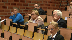 XVII Konferencja Wydziałowa pt.: ŹRÓDŁA PRAWA. TEORIA I PRAKTYKA fot. ŚWIECZAK
