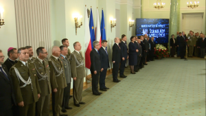Nominacje i odznaczenia w Narodowym Dniu Pamięci Żołnierzy Wyklętych fot. ŚWIECZAK