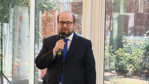 Jacek Ciesnowski, redaktor naczelny Warsaw Business Journal Group Konferencja Made in Poland fot. ŚWIECZAK