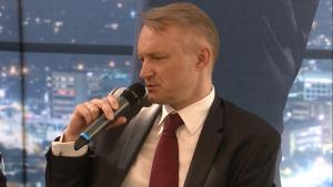 Marek Foryński, dyrektor zarządzający Panattoni Europe Konferencja Made in Poland fot. ŚWIECZAK