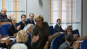 prof. dr hab.Małgorzata Gersdorf, Pierwszy Prezes Sądu Najwyższego Sąd konstytucyjny w państwie demokratycznym fot. ŚWIECZAK