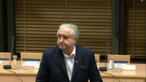 Andrzej Rzepliński Prezes Trybunału Konstytucyjnego Sąd konstytucyjny w państwie demokratycznym fot. ŚWIECZAK