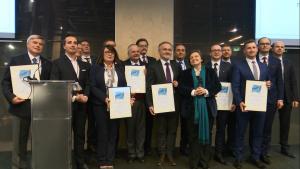 Sesja Dialogu Miasta Przyszłości 2016. Ranking Liderów Miast Przyszłości 2016 fot. ŚWIECZAK