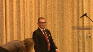 Prof. Przemysław Rutkowski Światowy Dzień Nerek 2016 fot. ŚWIECZAK