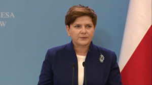 Premier Beata Szydło Minister sprawiedliwości Zbigniew Ziobro, od jutra prokuratorem generalnym fot. ŚWIECZAK