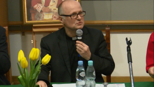 Konferencja naukowa - 1966 Milenium chrztu Polski prymasa Stefana Wyszyńskiego fot. ŚWIECZAK