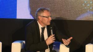 Prof. Jean-Louis Merlin, I Międzynarodowe Forum Medycyny Personalizowanej fot. ŚWIECZAK