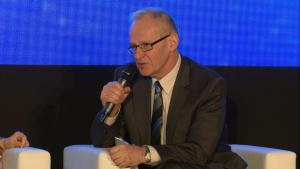 Prof. Maciej Krzakowski I Międzynarodowe Forum Medycyny Personalizowanej fot. ŚWIECZAK