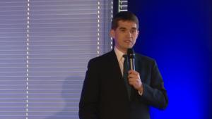 Prof. Karol Kamiński, I Międzynarodowe Forum Medycyny Personalizowanej fot. ŚWIECZAK
