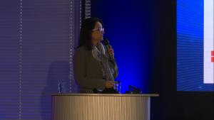 Dr Ewa Kalinka-Warzocha, I Międzynarodowe Forum Medycyny Personalizowanej fot. ŚWIECZAK