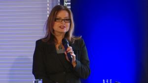Dr Jasmina Koeva-Balabanova I Międzynarodowe Forum Medycyny Personalizowanej fot. ŚWIECZAK