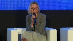 Dr hab. Renata Duchnowska I Międzynarodowe Forum Medycyny Personalizowanej fot. ŚWIECZAK