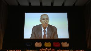 Francis Gurry Konferencja Urzędu Patentowego RP – Wyzwania dla prawa własności intelektualnej w gospodarce cyfrowej fot. ŚWIECZAK